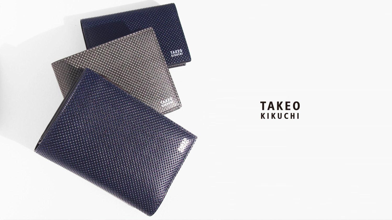 タケオキクチ バース財布