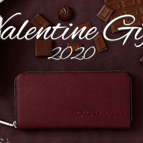 2020年バレンタインに贈る革小物~メンズ小物・カラー別革小物・プチギフト~