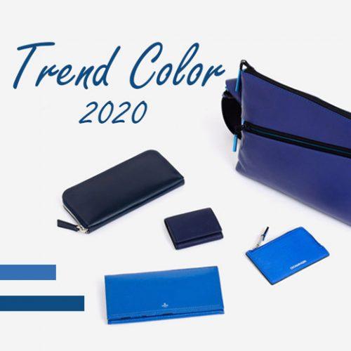 2020年トレンドカラー「クラシックブルー」&「ヒューマンレッド」のアイテムをPick Up!