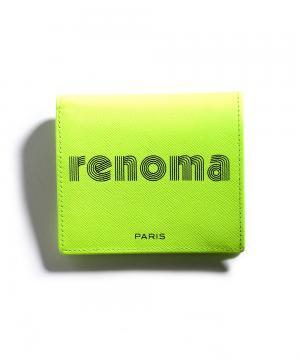コーラル財布 No.464603 二つ折り財布 カード段4